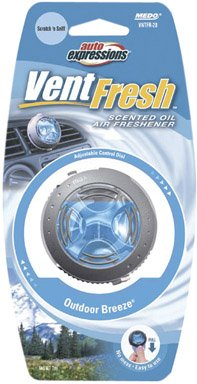 Auto Expressions VNTFR-28 Outdoor Breeze Auto Expressions Vent Fresh Air Freshener