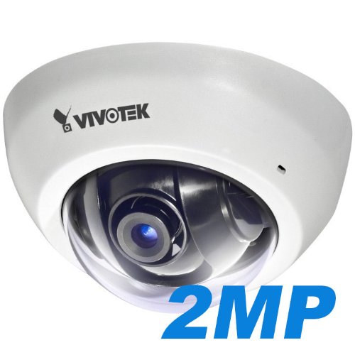 Vivotek FD8166 PoE Ultra Mini Dome Camera