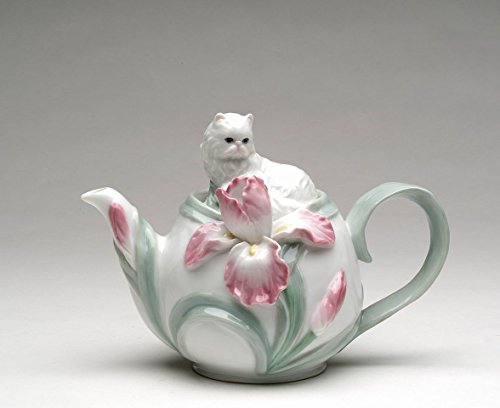 Cosmos PC48209 Persian Cat Teapot