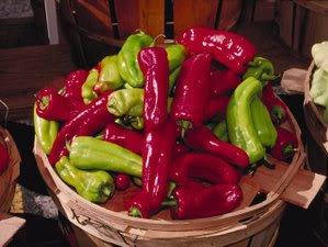 Pepper Cubanelle - 75 CUBANELLE PEPPER (Italian Sweets / Banana Pepper / Italian Frying Pepper) Capsicum Annuum Vegetable Seeds