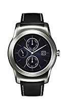 LG Watch Urbane Wearable Smart Watch - Silver USA Version with LG USA warranty