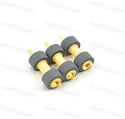 3 Rollers MISC Okidata B6300 53355691 Feed Roller Kit