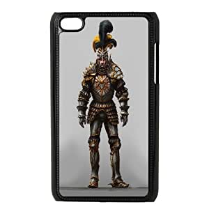 Knight Of The Blazing Sun Warhammer 0 Game iPod Touch 4 Case Black Exquisite designs Phone Case KM6H7H16