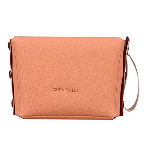 Messenger Orange Bag Blue Bow Student Girls Anyada Serie Shoulder Women Bag Sky Change Macaron Fashion Purse 74ZnnP6x