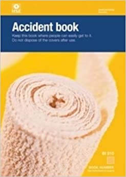The Official Accident Book Bi 510 Amazon Co Uk Health