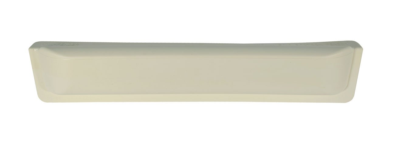 DAN FENDER Stegfender für Kanten - 500 mm x 100mm Farbe:weiß