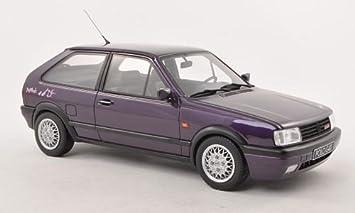 VW Polo II G40 genesis, violeta oscuro met. , 1991, Modelo de Auto ...