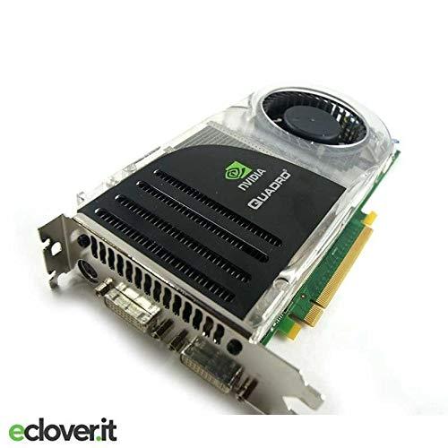 NVIDIA Tarjeta gráfica Pro Quadro FX4600 PCIe x16 768 MB GDDR3 ...