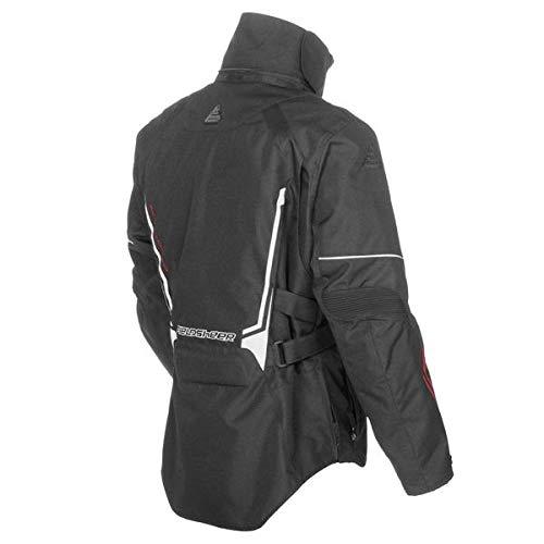 Fieldsheer Mens Quattro Jacket Black, Medium