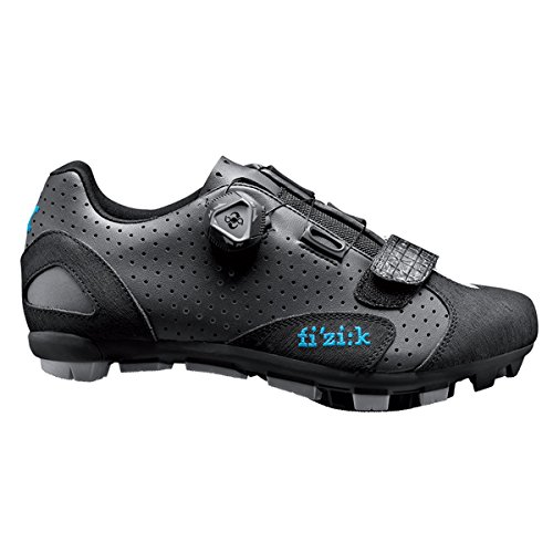 Fizik M5B Donna Mountain Bike Shoes Women anthracite/white Größe 36 2016 Schuhe