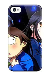 SaundraVillard Iphone 4/4s Well-designed Hard Case Cover Accel World Protector