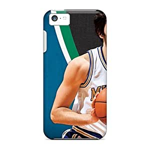 Hot Tpu Cover Case For Iphone/ 5c Case Cover Skin - Player Action Shots