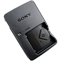 Sony Cyber-shot DSC-W570 DSC-W560 DSC-T99 DSC-TX5 DSC-W320 BC-CSN Original Battery Charger fits NP-BN1 Batteries - without Power Cable