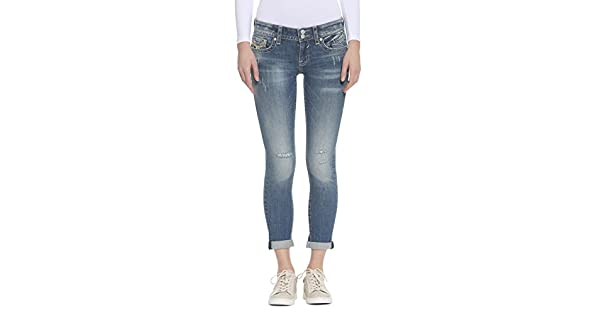 Amazon.com: vigoss Women s thompson Tomboy Chelsea Jean ...