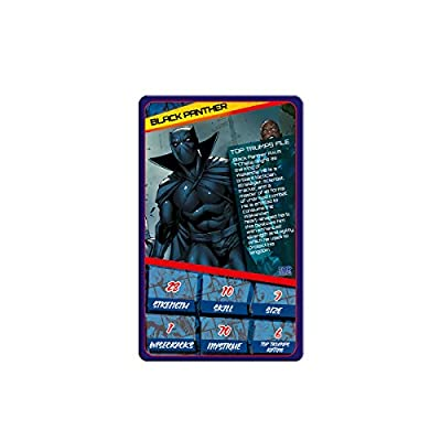 Marvel Universe Top Trumps Card Game: Toys & Games