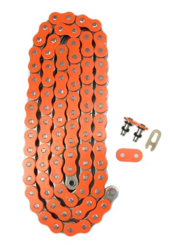 Factory Spec FS-530X 530 x 106 Heavy Duty X-Ring Chain 530 Pitch x 106 Link XRing With Master Link