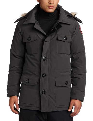 Canada Goose hats online shop - Amazon.com: Canada Goose Men's Burnett Parka Coat: Sports & Outdoors