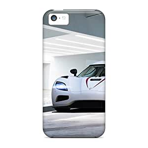 Tpu Case For Iphone 5c With Koenigsegg