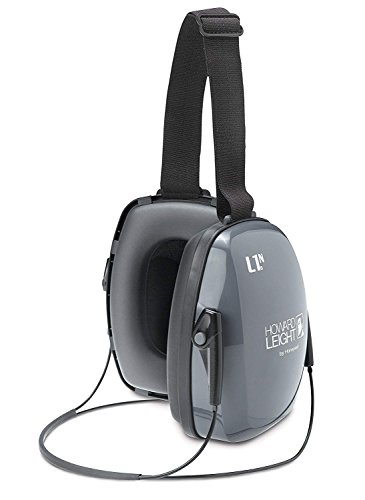 Neckband Head (Howard Leight by Honeywell Leightning L1N Safety Earmuff with Neckband (1011994))
