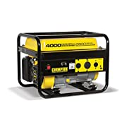 Champion Power Equipment 46596 3500 Watt RV Ready Portable Generator (Not for sale in CA)