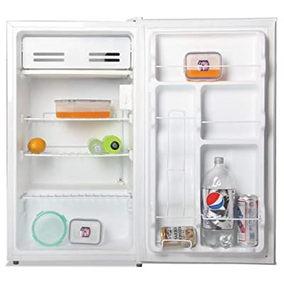 Alera RF333W 3.3 Cu. Ft. Refrigerator With Chiller Compartment, White