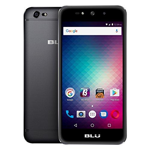 BLU Studio Selfie 3 -GSM Unlocked Smartphone - Black