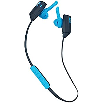Skullcandy S2WUHW-477 XTfree In-Ear Sport Bluetooth Wireless Earbuds, Navy