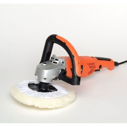 """New Variable Speed 7"""" Electric Car Polisher Waxer Sander"""