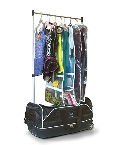 garment bag and rack - 2