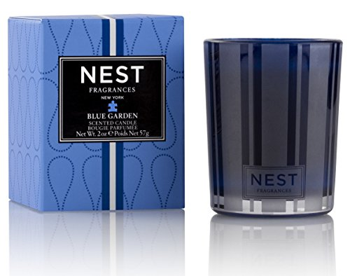 NEST Fragrances Votive Candle- Blue Garden, 2 (Blue Garden Candle)