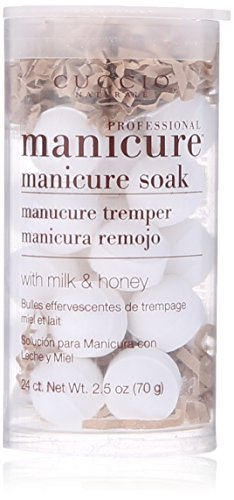 Cuccio Milk and Honey Manicure Soak Balls, 2.5 ()