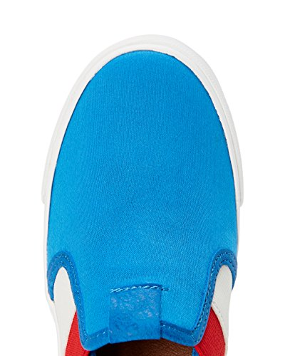 RED WAGON Zapatillas de Lona Para Niños Azul (Blue)
