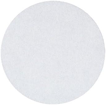 Whatman 10300014 Ashless Quantitative Filter Paper, 185mm Diameter, 12-25 Micron, Grade 589/1 (Pack of 100)
