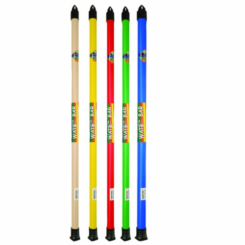 (CanDo Slim WaTE Bar - 5 Piece Set - 1, 2, 3, 4, 5 lb)