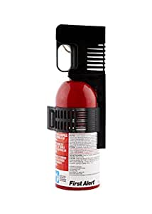 First Alert AUTO5 Auto Fire Extinguisher, Red - Car