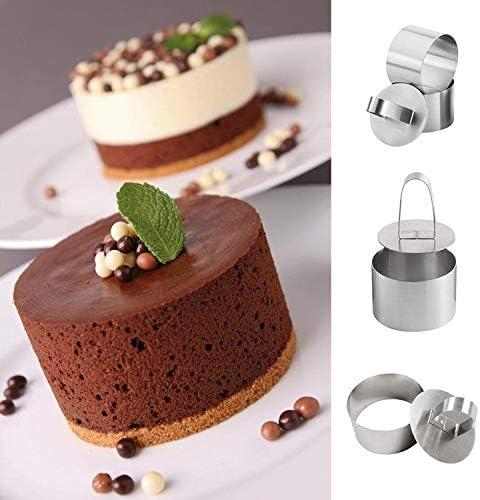 Backen Kuchenform Werkzeuge Safe Mousse Cupcake Kuchen Schimmel Backgeschirr