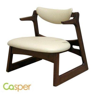 起立木工 キャスパーチェア 天然無垢 CAチェア 300R-BE 62322 1016352 B00XIZ00UO