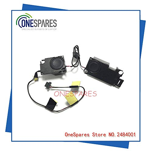 Van Internal (Cables & Connectors Genuina Laptop Internal Speakers for ACER Aspire 5553 5553G 5745G Van ZR7-R L-ZR7 ZR7-L Left and Right Speaker Series - (Cable Length: Other))