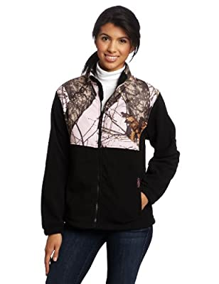 Yukon Women's Gear Casual Fleece Jacket