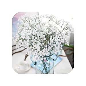 Artificial Fake Baby's Breath Gypsophila Silk Flowers 95