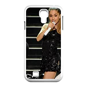 TOSOUL Customized Ariana Grande Pattern Protective Case Cover Skin for Samsung Galaxy S4 I9500