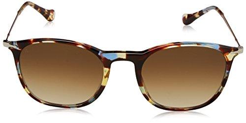 Persol Sonnenbrille (PO3124S) Havana/Azure-Brown 105851