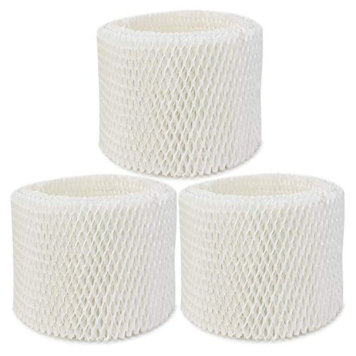 - Extolife 3 Pack Replacement Humidifier Filter for Vicks & Kaz WF2 Humidifier V3100, V3500, V3500N, V3600, V3700, V3800, V3850, V3850JUV, V3900, V3900JUV, VEV320, 3020, ECM-250i, ECM-500, WA-8D (3)
