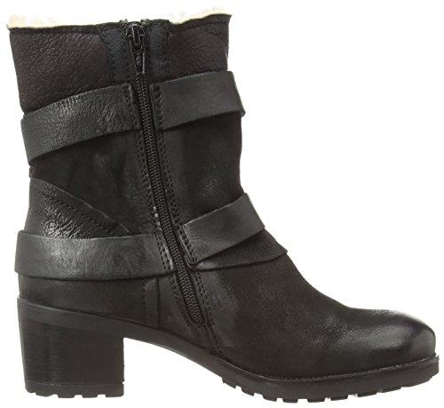 Manas Nero Women's nero Valentina Boot Ankle rqrfSwH