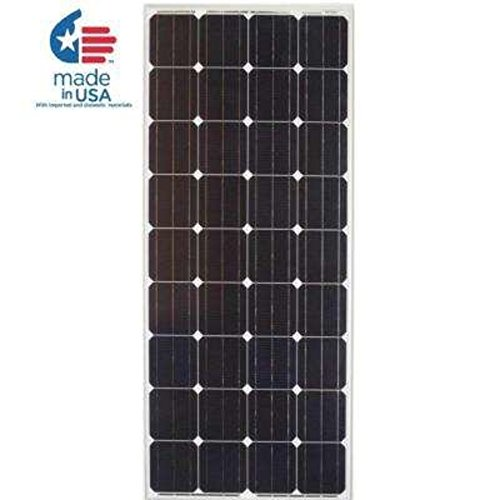 Grape Solar 180W Monocrystalline Solar Panel (Made in USA)