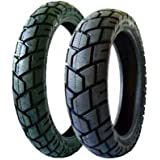 Shinko 705 Series Dual Sport Tire - Front - 90/90-21 , Position: Front, Tire Size: 90/90-21, Rim Size: 21, Tire Ply: 4, Load Rating: 54, Speed Rating: H, Tire Construction: Bias, Tire Type: Dual Sport, Tire Application: All-Terrain XF87-4528