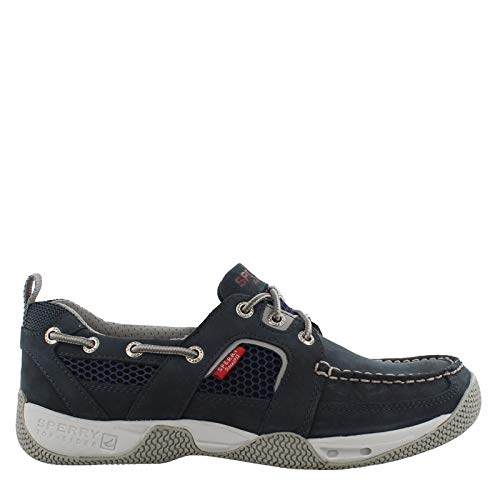 Sperry Athletic Boat Shoes - SPERRY Men's, Sea Kite Athletic Boat Shoes Navy 13 M