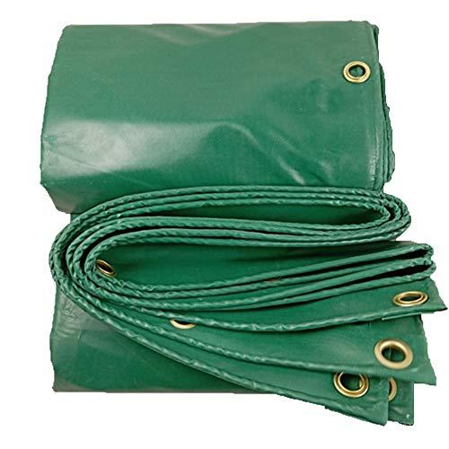 Tarpaulin Rain Shade Cloth Tarp Tarpaulin Awning Groundsheet-Rainproof Sunscreen Canopy Anti-Aging PVC Coated Plastic Polyester Canvas LEBAO (Color : 45m) ()
