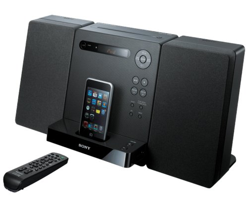 Sony CMT-LX20i Micro Hi-Fi Shelf System (Discontinued by Manufacturer)