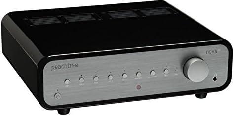 Peachtree Audio nova150 Integrated Amplifier with DAC Piano Black